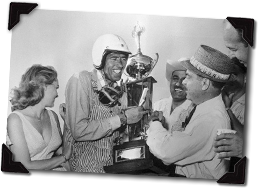 Carroll Shelby Trophy Photo